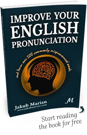 Improve your English Pronunciation and Learn over 500