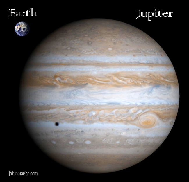 earth-jupiter