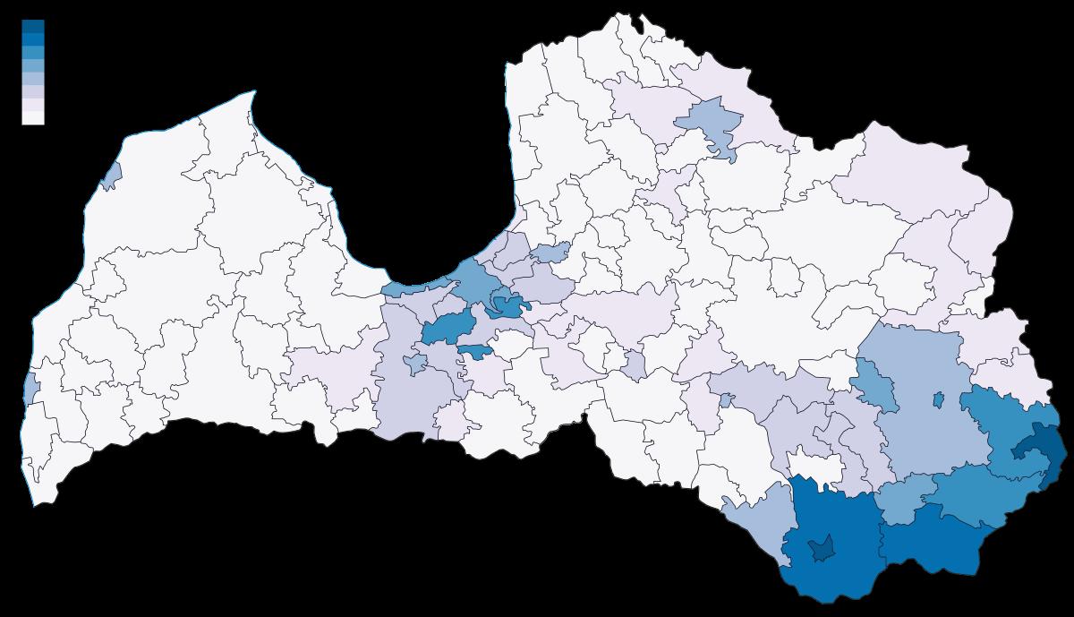 Russian language in Latvia