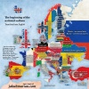 Anthems of European countries