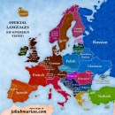 Official languages Europe