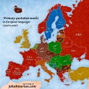 Quotation marks in European languages