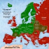 lemon in European languages